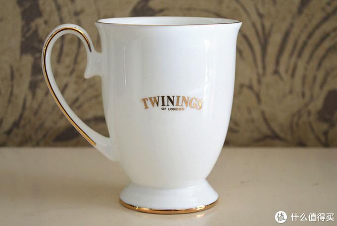 #晒单大赛#该拔草拔草该解毒解毒:Twinings 川宁 骨瓷杯 & Favor 菲尔 佛手味红茶礼盒装