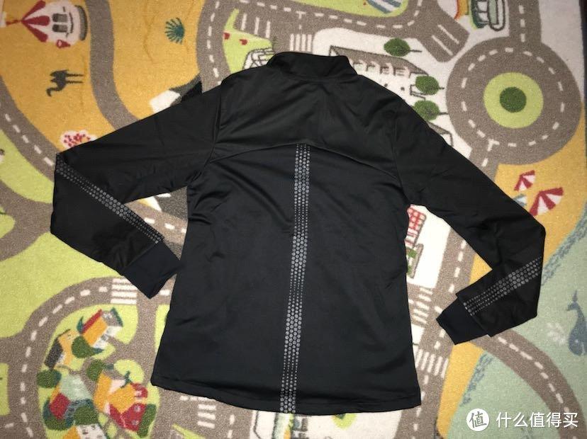 #晒单大赛#有型又保暖!ASICS亚瑟士LITE-SHOW 女式运动夹克外套(真人兽)