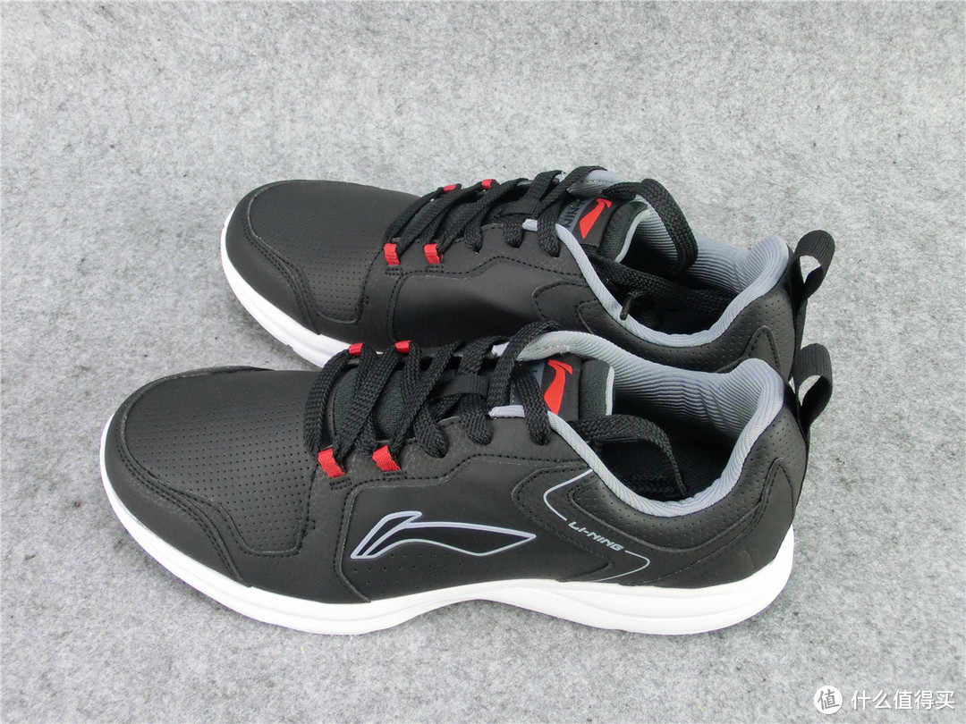 双十一LI-NING 李宁 ARBM173-4 轻量跑鞋 晒单