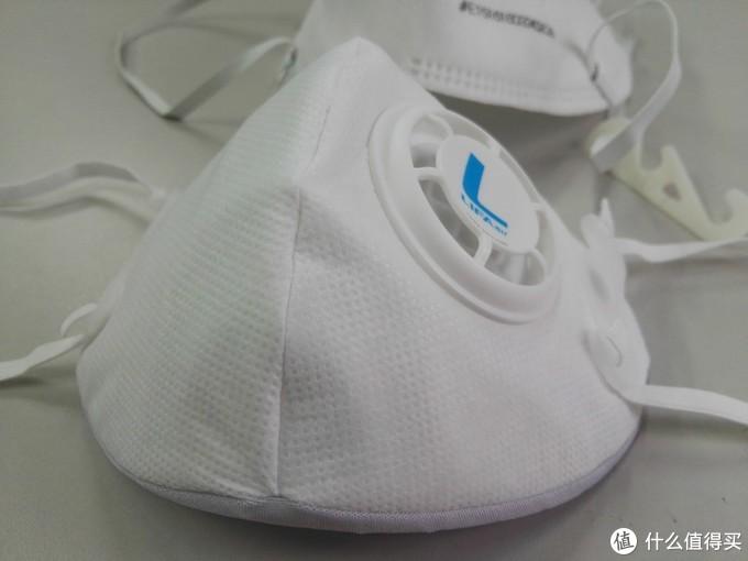 【轻众测】新人首发,LIFAair LM99口罩,工厂环境使用也很合适。