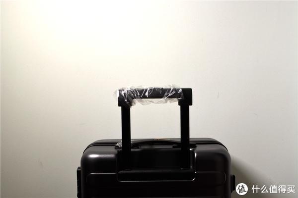 #晒单大赛#我需要一只箱子来装下我未知的旅程—MI 小米 90分 旅行箱