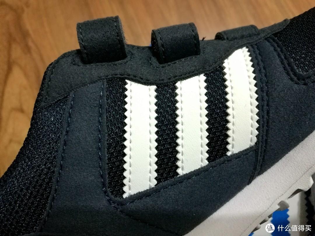 #晒单大赛#Adidas 阿迪达斯 三叶草 BB2446 男童运动鞋
