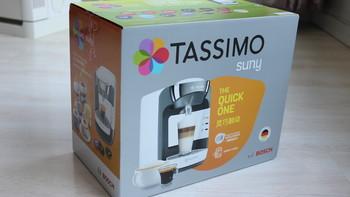 博世Tassimo SUNNY胶囊咖啡机使用总结(水箱|清洗盘|清洁|操作|卡槽)