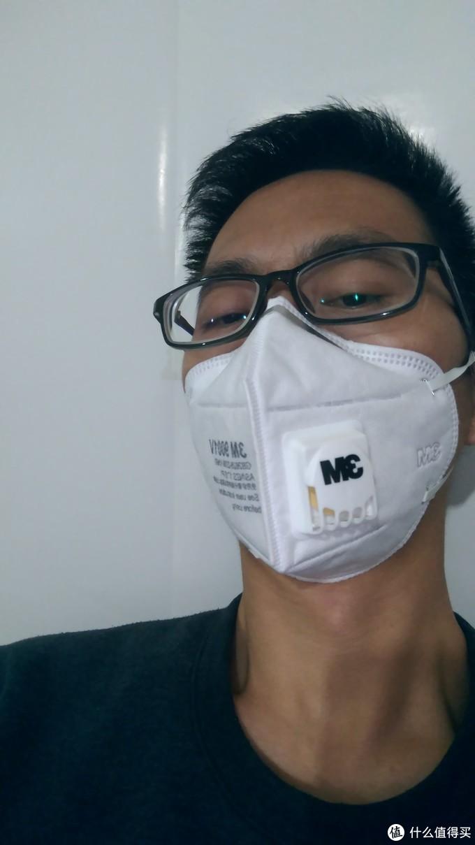 雾霾天最佳出行伴侣——LIFAair LM99 自吸过滤式防雾霾口罩众测报告