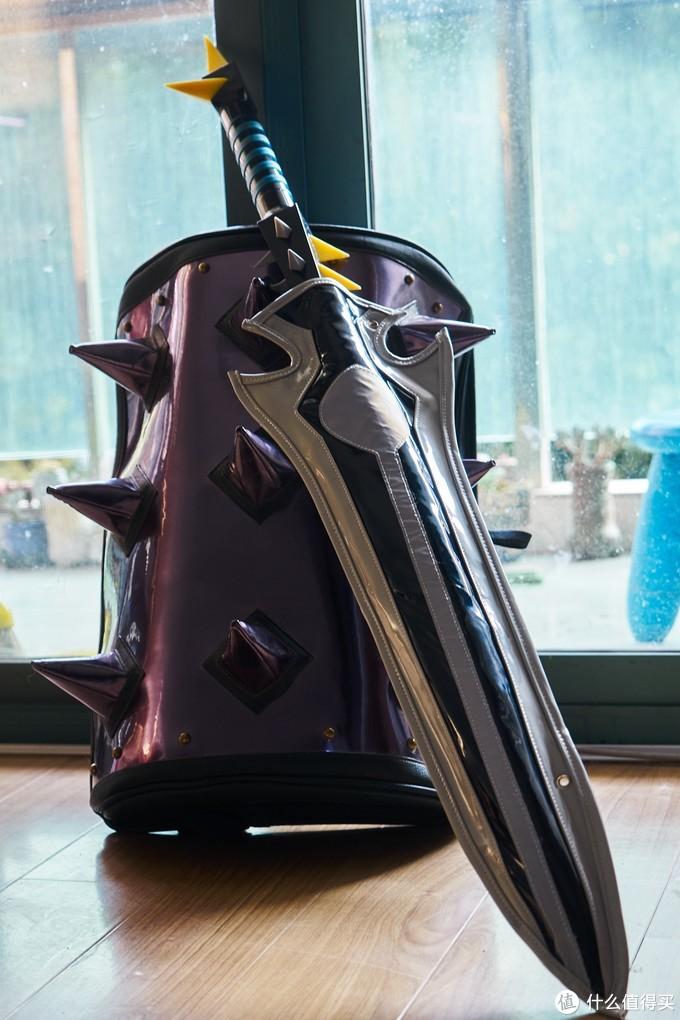 充值信仰 - 双十一买的风剑伞开箱