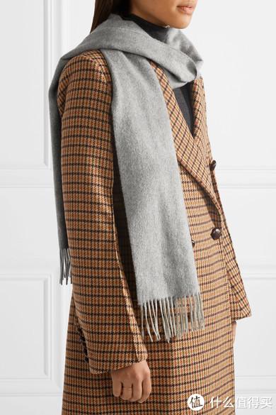 #温暖过冬# 一条围巾,冬日里胜过温暖的拥抱