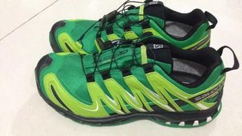 萨洛蒙 XA PRO 3D GTX 越野跑鞋外观展示(鞋底|鞋尖|鞋舌|鞋垫|鞋跟)