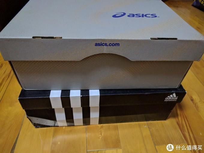 黑五败鞋简晒(Asics Men's Gel-Quantum&adidas D LILLARD)