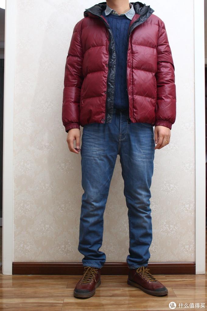 #温暖过冬#晒一个北方汉子的冬日穿搭(附真人上身)