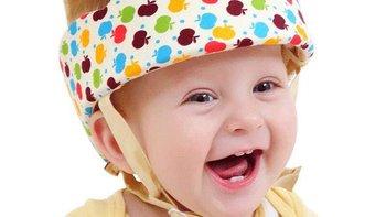 松之龙 儿童防摔帽使用感受(材料 效果 设计)
