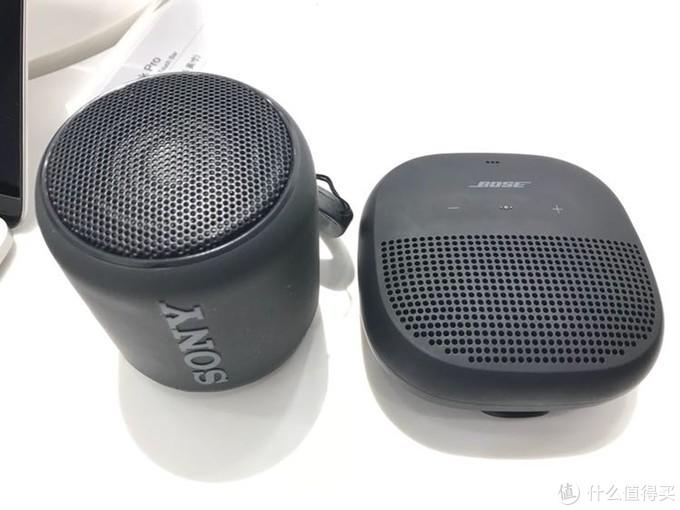 #原创新人# 运动男对比Sony 索尼 SRS-XB10、Bose SoundLink Micro蓝牙防水音箱及各种跑题(附真人秀)