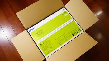 爱普生 L385 墨仓式无线打印机使用总结(安装|打印)