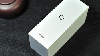 华为 荣耀9 手机开箱展示(包装|按钮|摄像头)