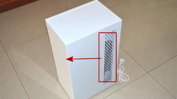 土豆净化机使用总结(风口|噪音|功耗|风量)