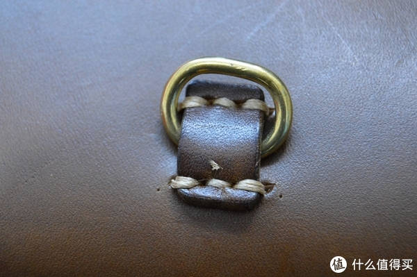 自己淘的纯手工制作黄牛皮眼镜盒 开箱分享