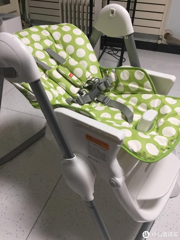 Big的孩子用品 篇一:Goodbaby 好孩子 餐椅 晒单
