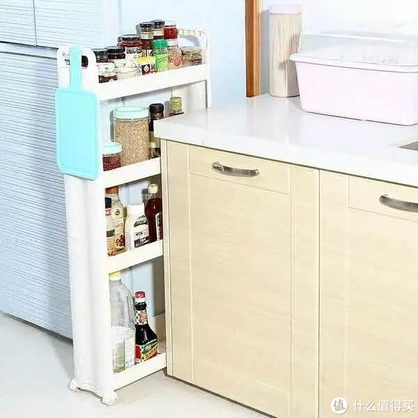 厨房收纳好物| 用了这些东西,再小的厨房我都能大显身手