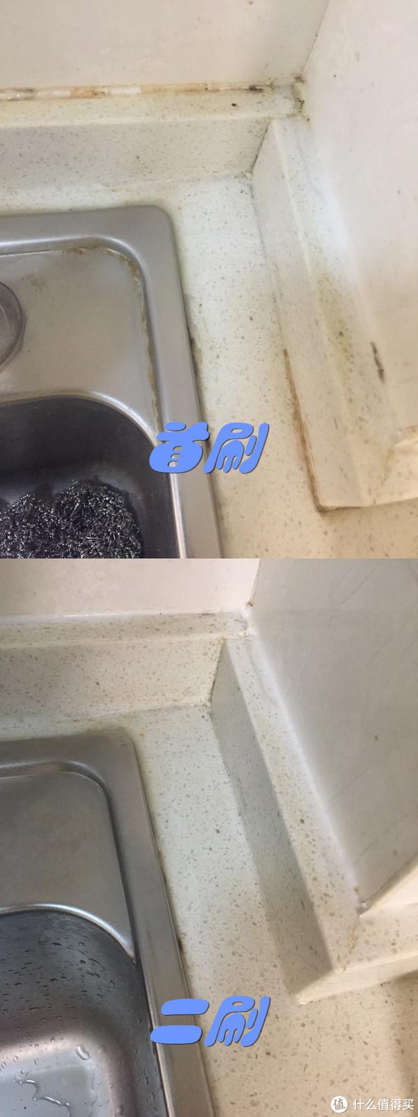 #热征#家庭清洁#轻松几步,还你崭新厨房(水槽篇)