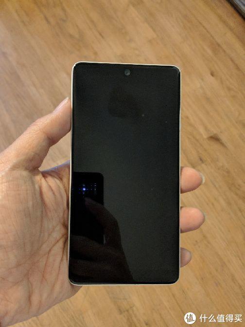 #原创新人#Essential pH-1 白色款 手机 简单开箱