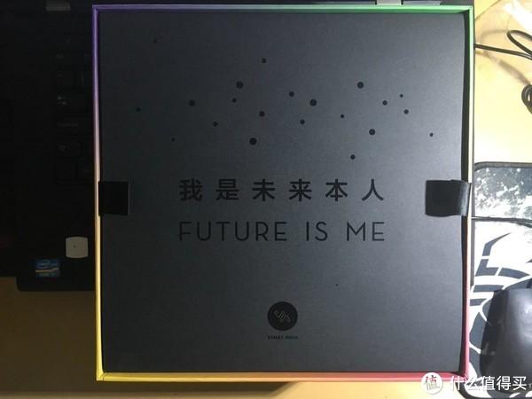 守望先锋里面有一句:现在就是未来。异曲同工