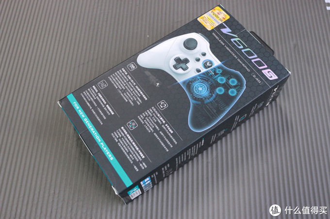 小惊喜与小问题均存-雷柏 V600S 无线振动游戏手柄评测
