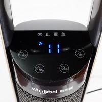 惠而浦 WF-TR2001K 立式取暖器使用总结(加热|档位|摇头|定时|出风口)
