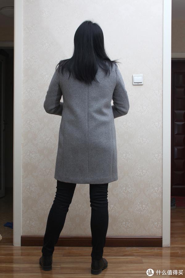 #晒单大赛#家里领导的PRICH大衣简单晒