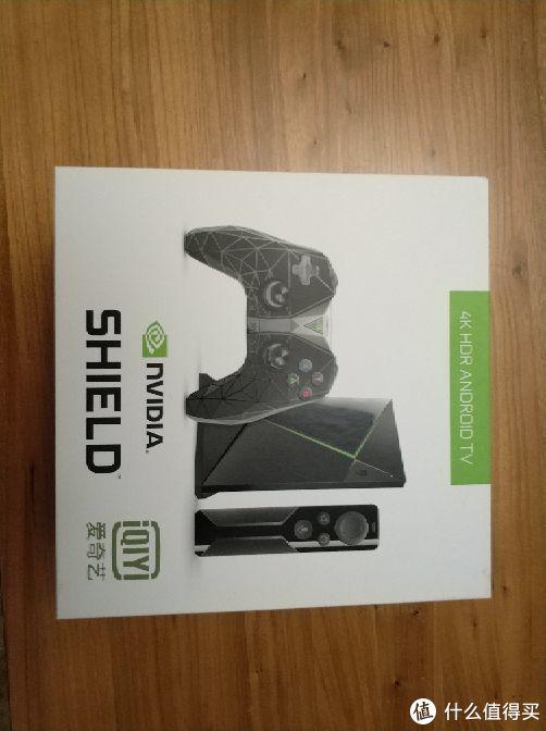 NVIDIA 英伟达 Shield TV 2017国行 开箱