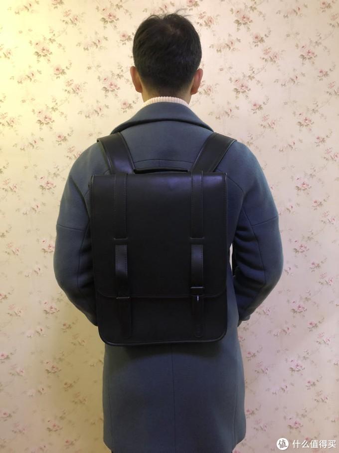 来做个文艺青年吧——d-park 云豹双肩背包试用