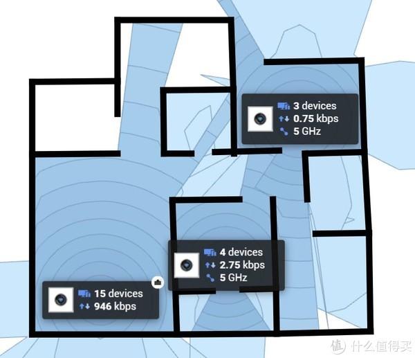 5G信号覆盖效果图