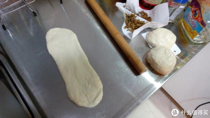 吐司制作(Bosch 博世 MUM54D00 厨师机手套膜篇)