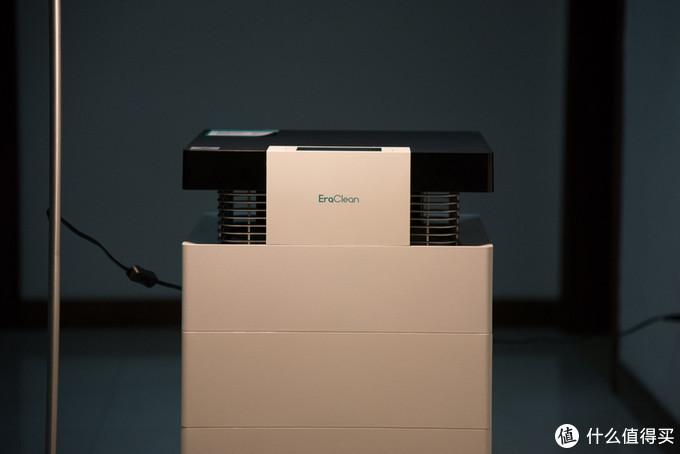明明可以靠颜值的EraClean Tower mini2 玩家版空气净化器评测--一款可以DIY的智能空净器