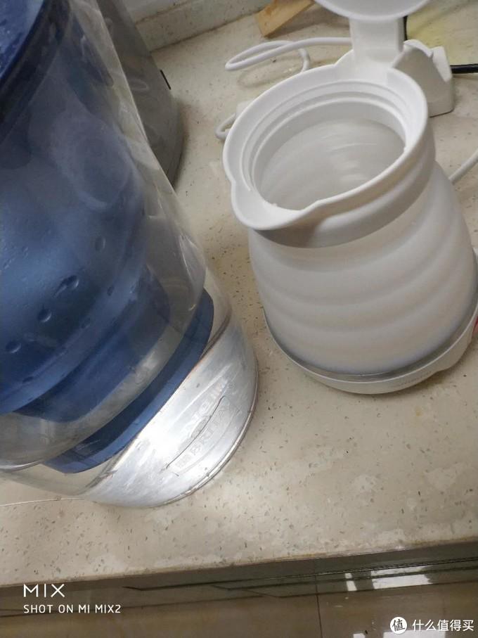 过滤自来水