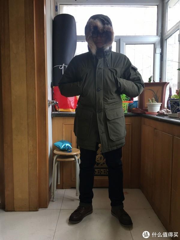 心心念两年终解毒,Penfield hoosac军绿羽绒大衣晒单。