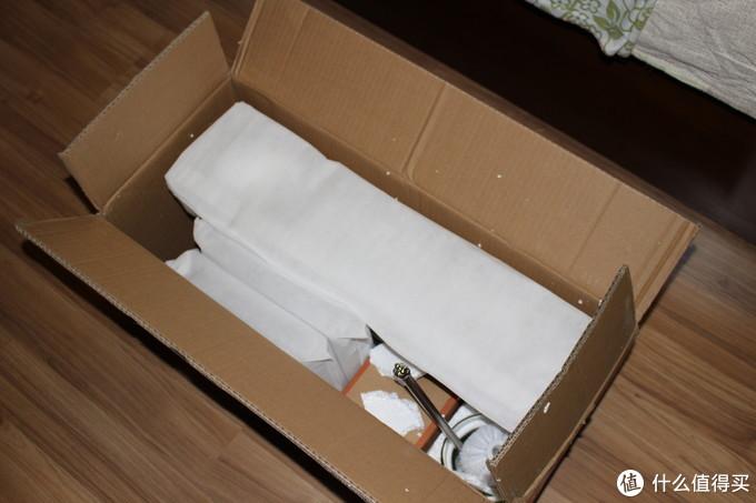 #晒单大赛#卫生间挂件套装,毛巾杆、置物栏、厕纸盒、马桶刷等
