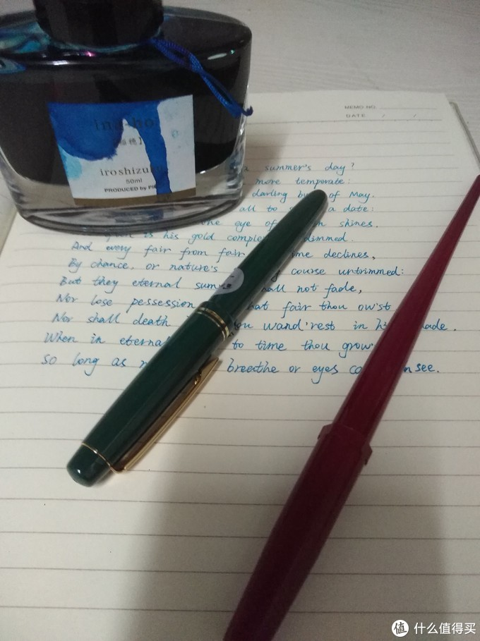 双十二 一小波文具来袭:PILOT 百乐78g 钢笔 & ZEBRA 斑马 自动铅笔 开箱