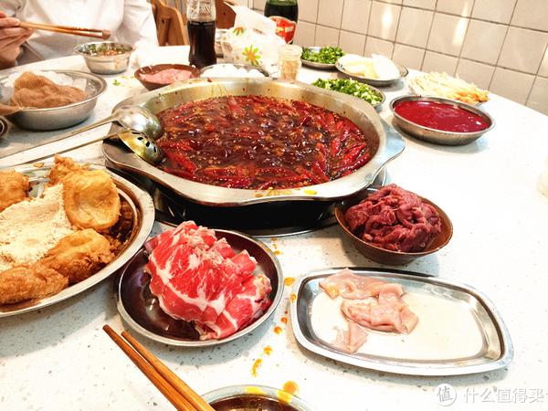 食物万万岁 篇七:#晒单大赛#我在成都吃火锅:这是一个超级网红火锅店,你来打卡了吗?