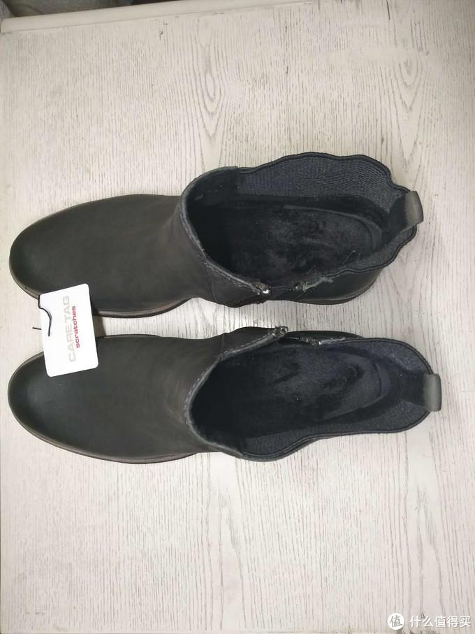 #晒单大赛#有了张大妈,15元冬季皮靴带回家