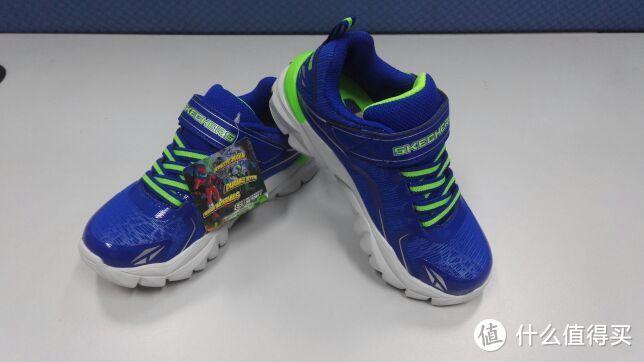 #晒单大赛#SKECHERS 斯凯奇 男童运动鞋 晒单
