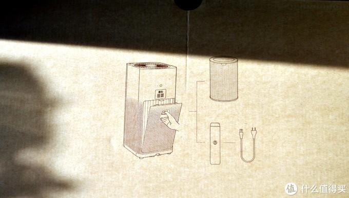 小而精致的选择,小米净化器2S轻测。