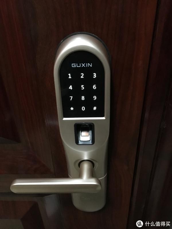再也不用带钥匙!暂时很满意的王力 Z101 智能锁 晒单