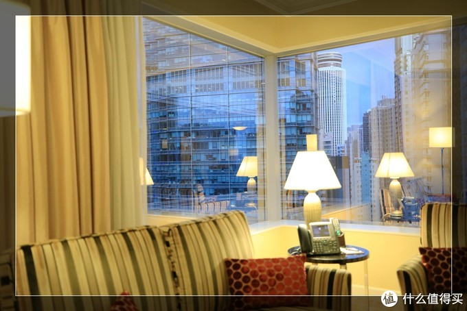 亚洲唯一CAT9—香港JW万豪套房入住体验