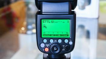 神牛 V860II-C 机顶闪光灯使用总结(闪光灯|设置焦距|设置|无线传输|优点)