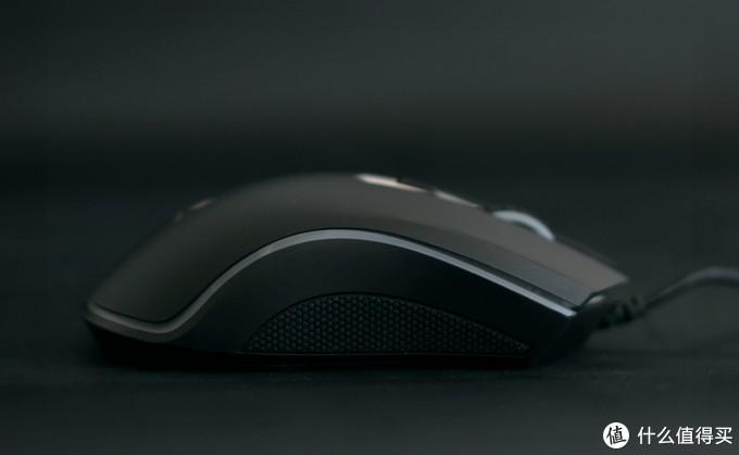 众测初体验之-雷柏V25S游戏鼠标