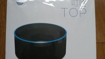 京东叮咚 TOP 智能音箱外观展示(接口|配件)