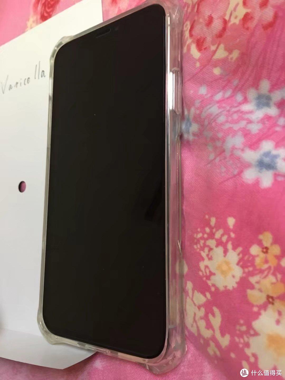宜丽客 iPhone X 零冲击防摔手机壳硬 苹果挂绳全包边透明保护套 评测