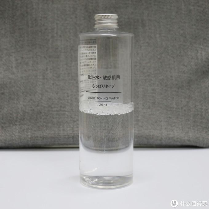20款爽肤水测评