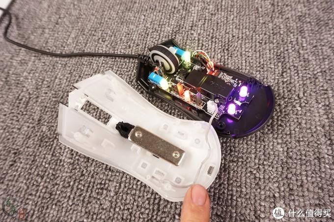 很实用很酷炫,雷柏 V25S 幻彩RGB游戏鼠标体验