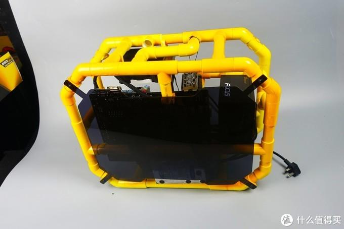 水管做机箱,DIY的初体验