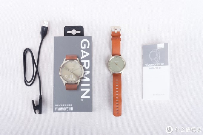 颜值与功能,都不能妥协——【Garmin vívomove HR 指针式智能运动手表试用心得】